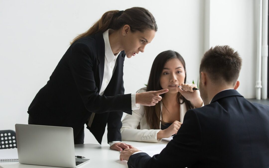 What Should My Business Do In The Event Of A Sexual Harassment Claim?