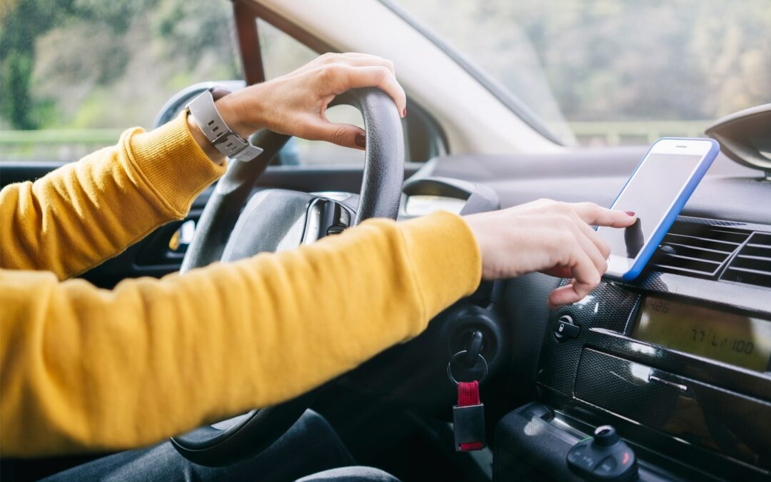 10 Facts About Distracted Driving