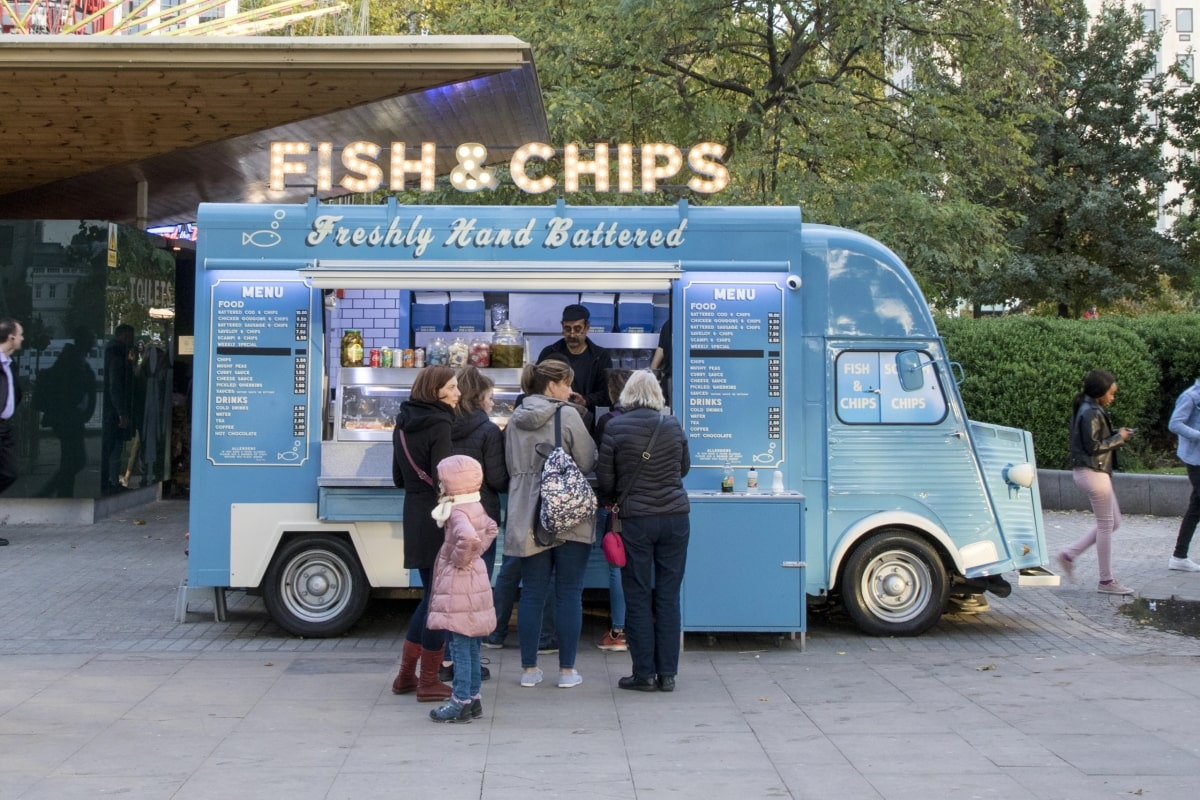 foodtruck insurance image