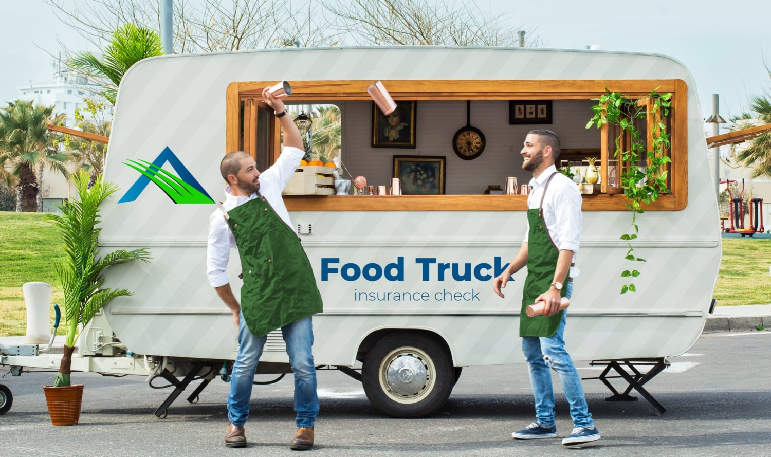 Food Truck Insurance Clickable